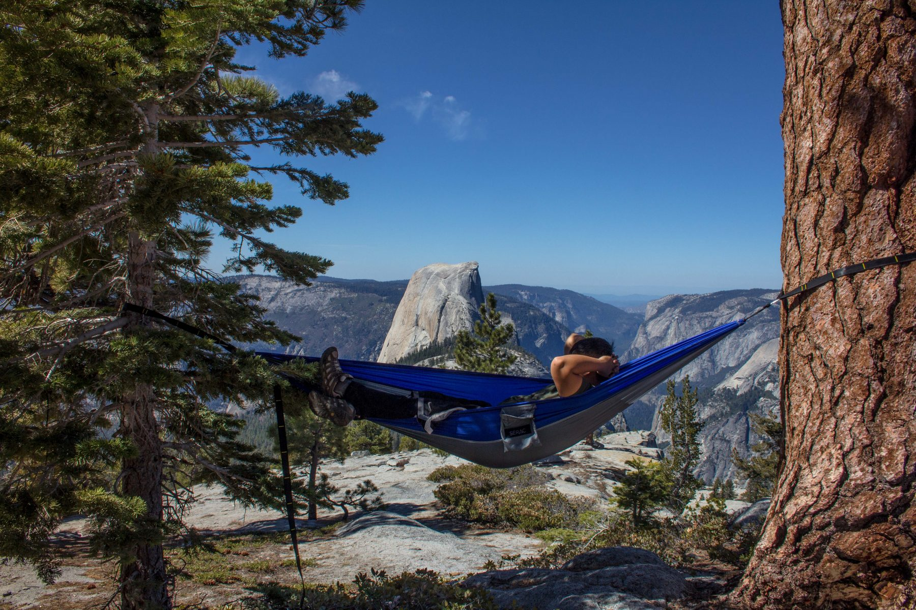 great views from your hammock