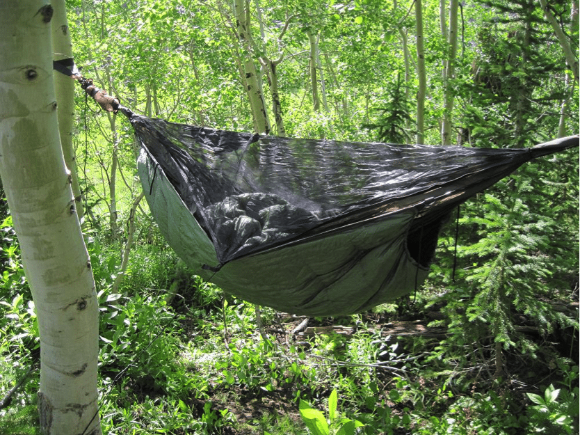 attached mosquito bug net