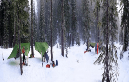 Winter Camping Essentials 3 Hacks To Staying Cozy Serac